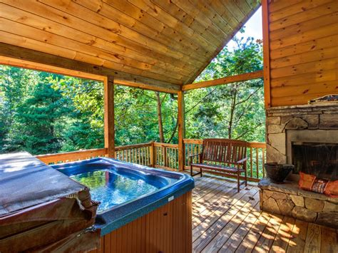 cottages with pool and tub custom built friendly cabin w mountain views tub
