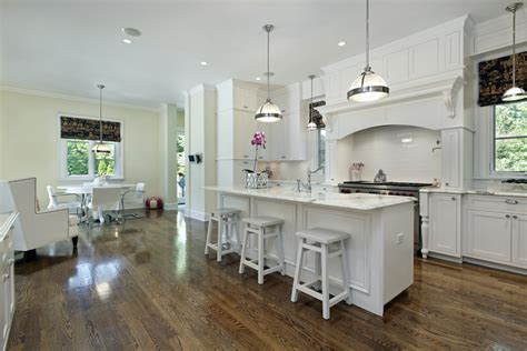 large white kitchen island 10 narrow kitchen islands ideas in pictures for 2016 6825