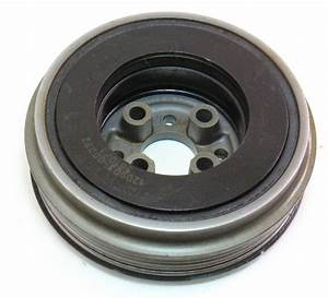 Crank Shaft Pulley Harmonic 04-05 Vw Jetta Golf Mk4 Tdi Bew