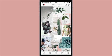 instagram grid template 7 instagram grid layouts with exles you can try for yourself plann