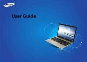 Samsung Laptop Np270e5ek01us User Guide