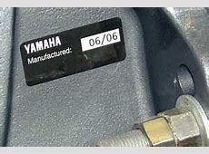 Decoding Yamaha Outboard Motor Model Number and