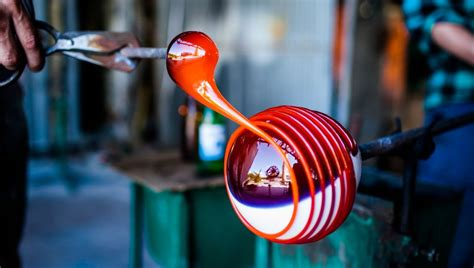 image result  glass blowing photography blown glass