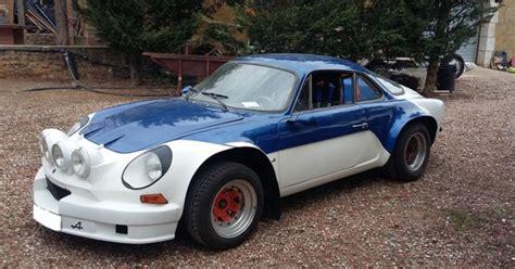 alpine  rally car  sale iberian finds la escuderia