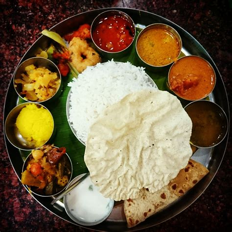 places  south indian thali  bangalore