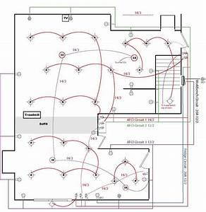 Modern Home Wiring Diagram