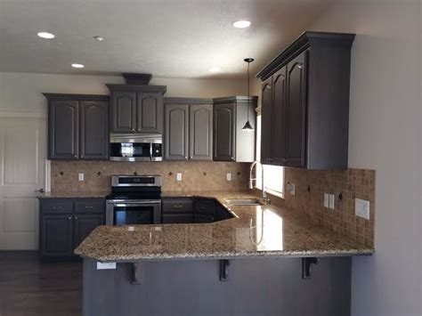 how to revive kitchen cabinets gray stained kitchen cabinets traditional kitchen