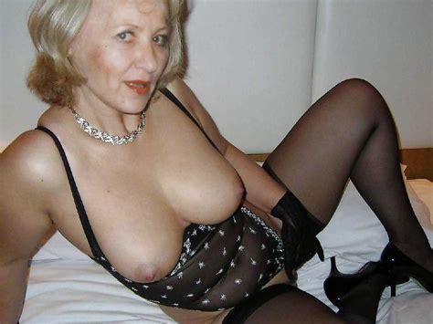 Amazing elder grandmother
