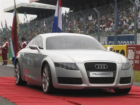2003 Audi Nuvolari Quattro Concept Red Carpet 1280x960