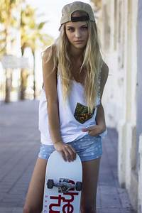 #street style skate #love outfit! Classy Fit Girls dresses ...