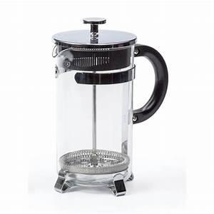French Press Kaffeepulver : rsvp international endurance 8 cup french press in glass stainless steel fp 8 the home depot ~ Orissabook.com Haus und Dekorationen