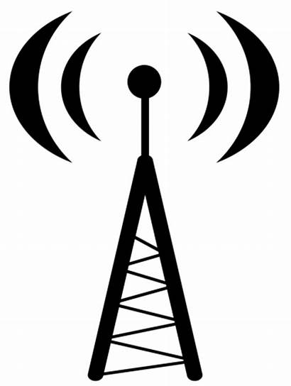 Antenna Tower Telephone Wpclipart Formats Domain
