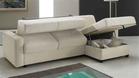 canapé a prix cassé canapé lit angle réversible couchage 140 cm tissu blanc