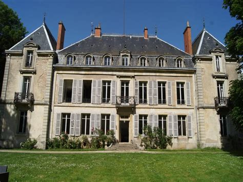 chambre de commerce dijon chateau à vendre en bourgogne cote d or dijon magnifique