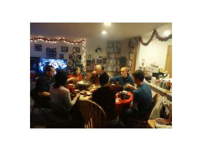 Dinner Holiday