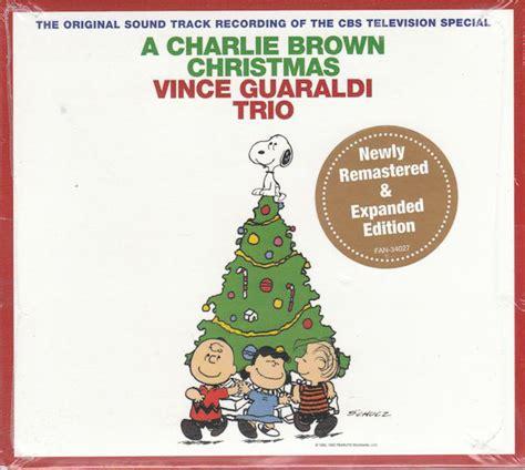 vince guaraldi trio charlie brown christmas full album vince guaraldi trio a charlie brown christmas cd album