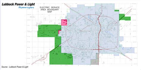 texas power and light puct oks ercot spp studies on lubbock power light move