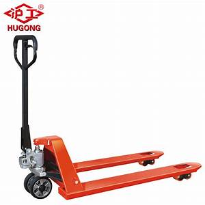 China 3 Ton Hand Pallet Truck  Manual Forklift Price