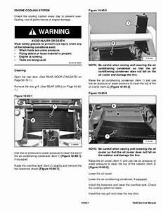 Bobcat T300 Compact Track Loader Service Repair Manual S  N