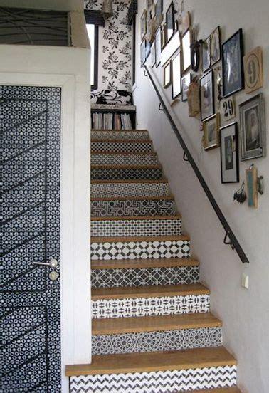 astuces deco pour relooker ses escaliers clever designs