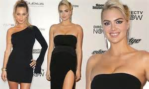 match si e social si cover kate upton and jeter match in black
