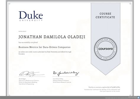luxury gallery of data science certificate business