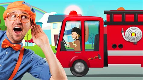 Almost as american as the truck is the truck song. FIRE TRUCK Song!   Educational Songs For Kids - YouTube