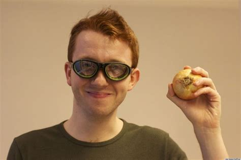 oignon chambre bébé lunettes pour couper les oignons deluxe