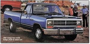 1992 Dodge Ram 50 Pickup - Information And Photos