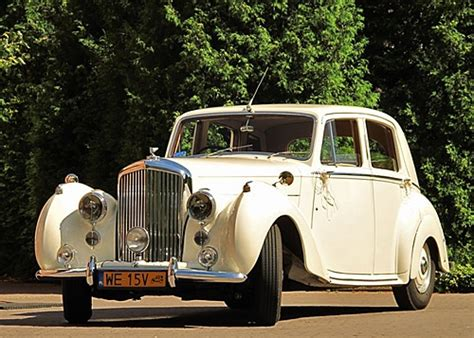 The Bentley Mk Vi Was One Of The First Cars Manufactured