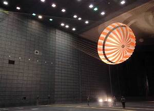 Parachute Testing for NASA's InSight Mission - SpaceRef