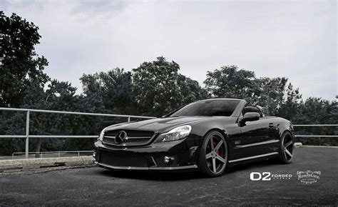 D2forged Gives Mercedes-benz Sl63 Amg New Look