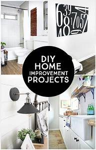 Diy, Home, Improvement, Projects