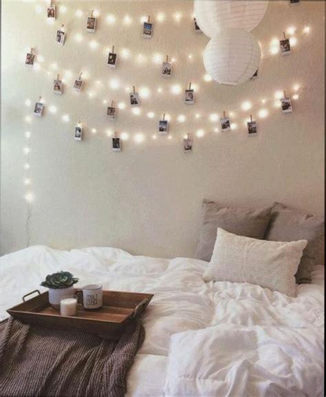 guirlande lumineuse d馗o chambre decoration chambre avec guirlande lumineuse