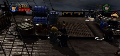 lego pirates of the caribbean achievements and trophies