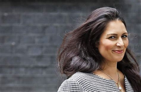 Priti Patel | Latest and Breaking News on Priti Patel | TNIE