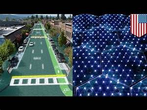 Solar Roadways  Solar