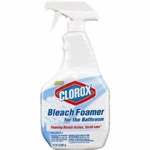 Ewg39s guide to healthy cleaning clorox bleach foamer for for Clorox bleach foamer for the bathroom