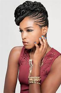 55 Superb Black Braided Hairstyles That Allure Your Look