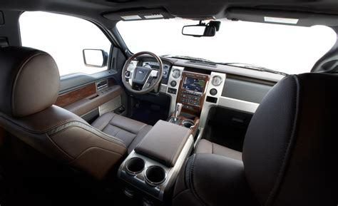 ford f 150 platinum interior ford f 150 platinum interior car interior design