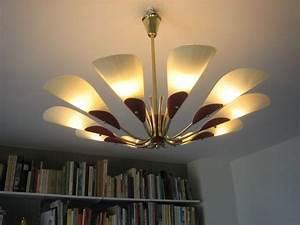 Space Age Möbel : deckenlampe sputnik lampe original 50er 60er jahre oldthing deckenlampen ~ Orissabook.com Haus und Dekorationen