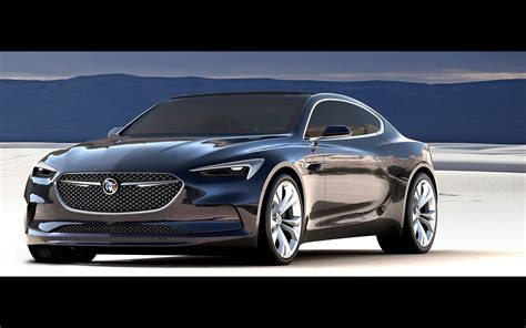 2016 Buick Avista Hd Wallpapers Free Download