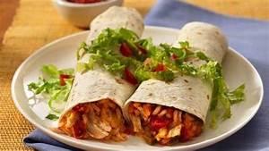 Comment Plier Un Tacos : burritos recettes mexicaines old el paso ~ Nature-et-papiers.com Idées de Décoration