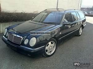 Mercedes 300 Td : 1998 mercedes benz e 300 td avantgarde t car photo and specs ~ Medecine-chirurgie-esthetiques.com Avis de Voitures