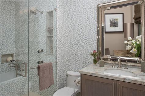 Show Bathrooms Makeovers by 20 Small Bathroom Before And Afters Hgtv