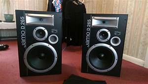 Jamo, Speakers, 265d, 12inch, In, Se6, London, For, U00a325, 00, For, Sale