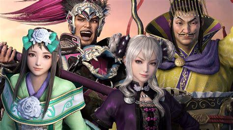 Dynasty Warriors 9 Dlc Will Turn Npcs Into Playable