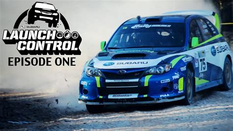 subaru rally  rallycross teams  launch control