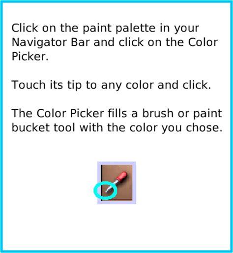color picker an etoys guide