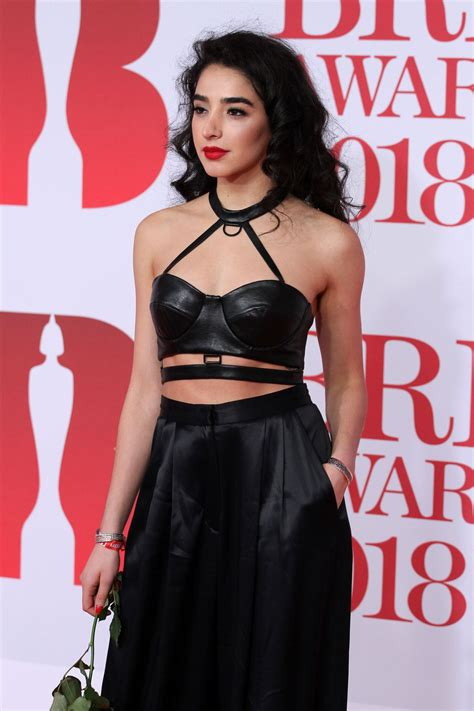 Kara Marni - 2018 Brit Awards in London • CelebMafia